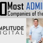 Amplitude Digital Named Among 50 Most Admired Companies of the Year