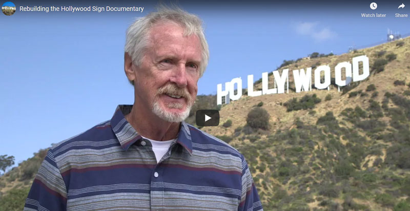 Hollywood Sign Documentary