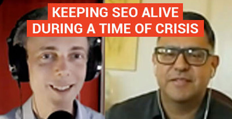Keeping SEO Alive During a Time of Crisis