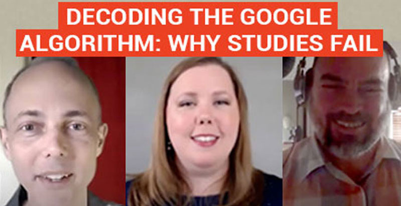 Decoding The Algorithm Why SEO Studies Fail