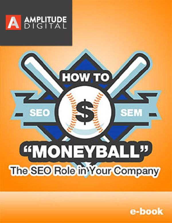 Ebook How to Moneyball SEO Role in Your Company