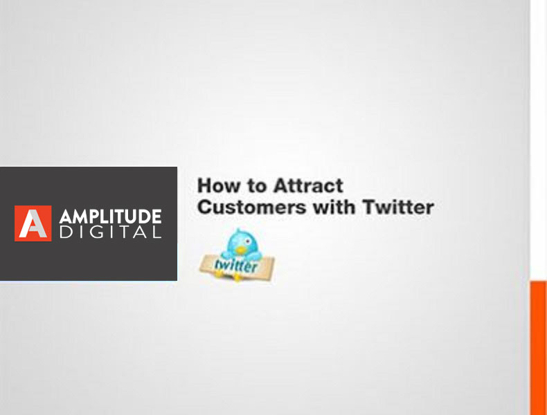 How to Attract Customers with Twitter Report