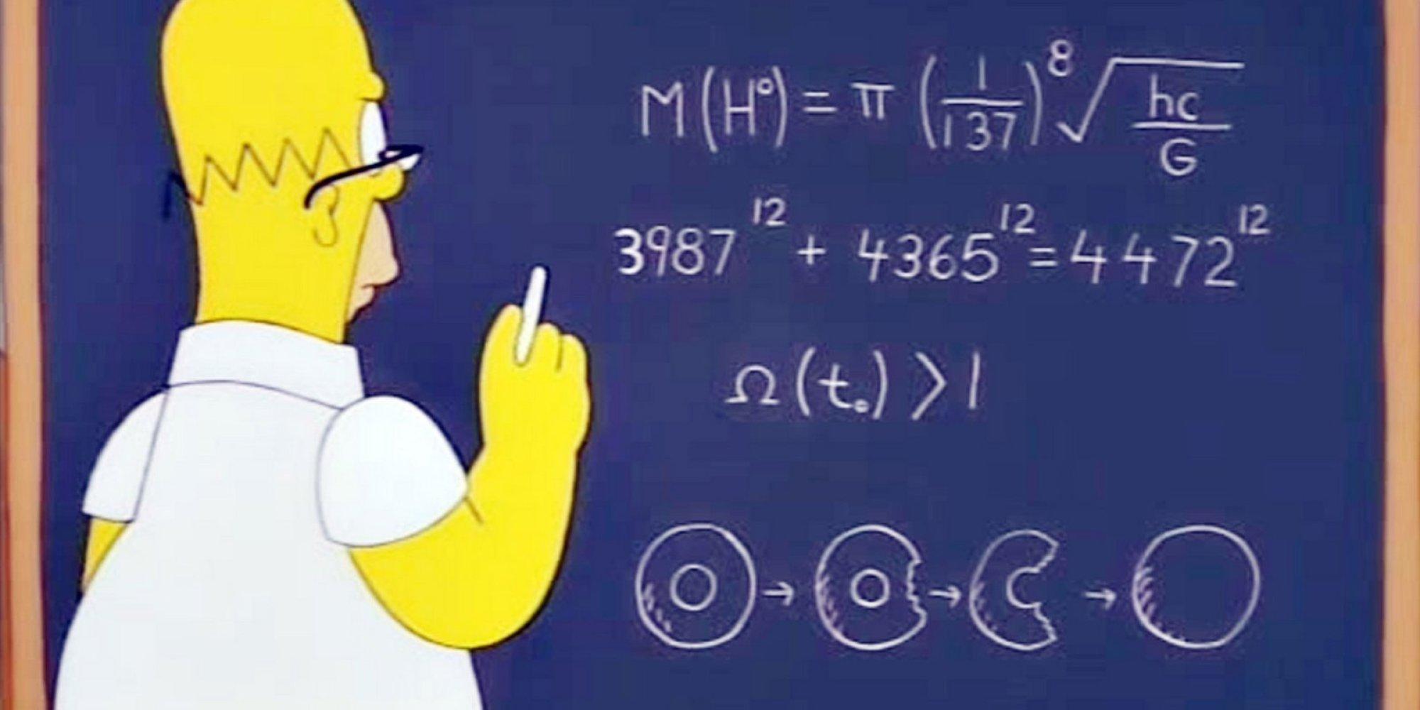 homer math