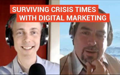 surviving crisis times with digital marketing